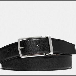 Coach Reversible Belt 30mm NWT